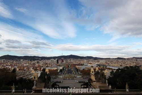 view of Plaça Espanya