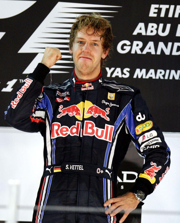 Pictures of Sebastian Vettel