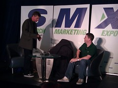 Matt Cutts and Danny Sullivan