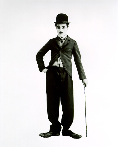 Charlie Chaplin by twm1340, on Flickr
