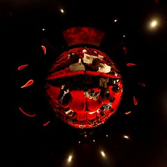 Surround System Cinema (Man) Tags: red panorama cinema black movie theatre 360 full handheld 360x180 spherical gaumont planetoid hugin enblend parnasse littleplanet manuperez planetoids