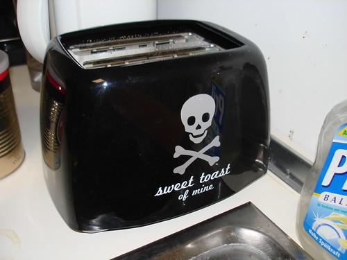 Der CCC Toaster