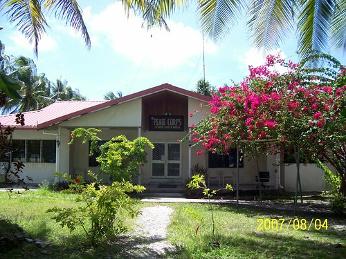 Peace Corps / Kiribati Headquarters