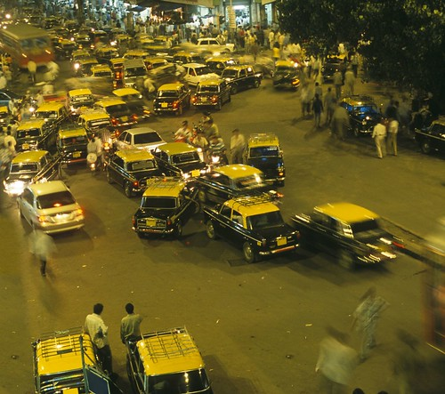 Traffic Chaos in India
