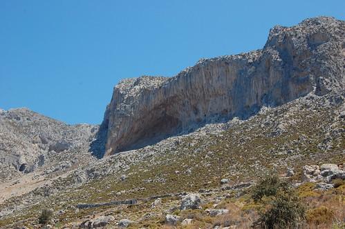 Grande Grotta, Kalymnos, Greece