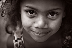 Delicate balance... (carf) Tags: poverty girls light brazil portrait bw girl beauty brasil sepia kids children hope blackwhite kid community education support child risk naturallight forsakenpeople esperança social impoverished underprivileged afrobrazilian altruism angels change shanty brazilian educational hummingbirds beijaflor favela development prevention anjos atrisk tamiris changemakers mundouno mywinners everyoneachangemaker sítiojoaninha