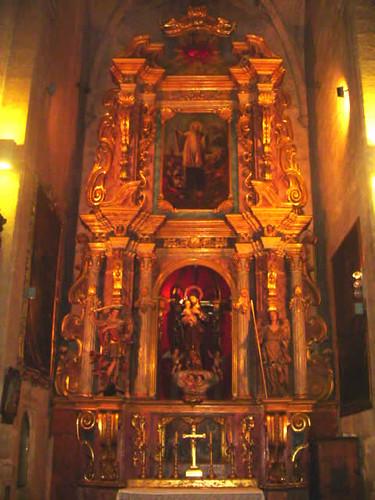 retablo de San José