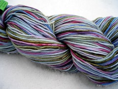 Colinette Jitterbug in Monet - 2
