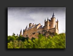 """ The Alcazar ""   Segovia, Spain. (Alfredo11) Tags: castle beautiful landscape awardwinner supershot abigfave anawesomeshot aplusphoto travelerphotos flickrdiamond megashot"