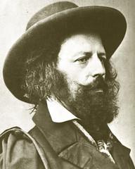 Alfred, Lord Tennyson's beard