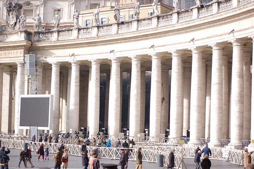 Piazza San Pietro  Vatican