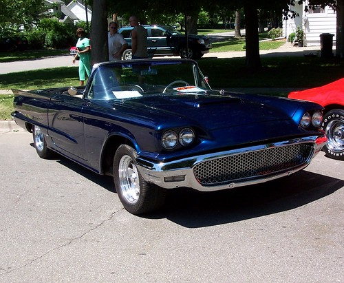 1958 Ford Thunderbird For Sale 1958 Ford Thunderbird by