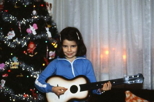 Me, circa Christmas 1980.