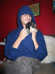 Two Heads (Indiana Joanna) Tags: puppy sharif hans