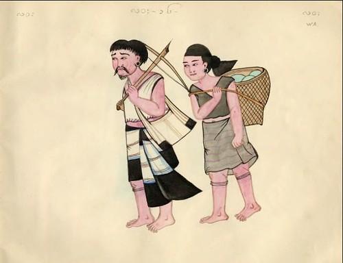 Tribes of Burma - Wa 1900