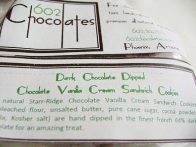 602 Chocolates