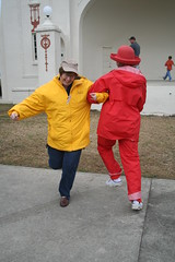 Ketchup and Mustard Dance (Timothy Totten) Tags: ferranpark eustis125thcelebration carandboatshow marciaarnold