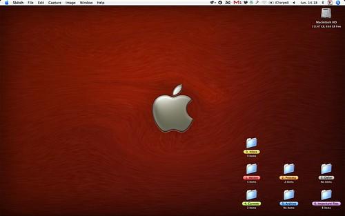 GTD desktop