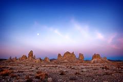 Desert Castle Magic (revisited) (sandy.redding) Tags: california landscape desert kitlens tronapinnacles nikkor1855mmf3556g anawesomeshot goldstaraward 7pointsystemforphotoshop