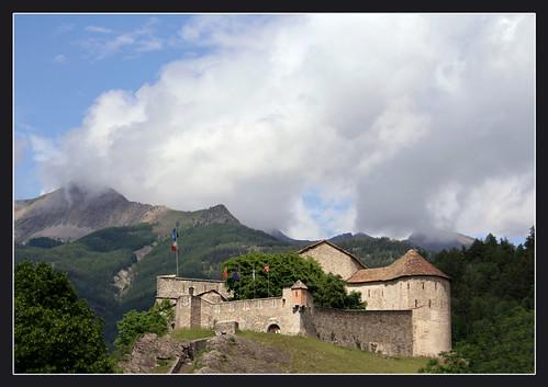 Le Fort de Savoie à Colmars les Alpes par oliviervallouise