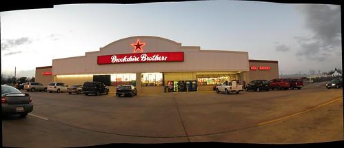 The Brookshire Brothers in Navasota, Texas, USA