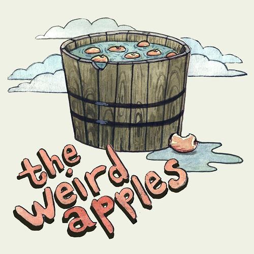 weird apples coverjpg