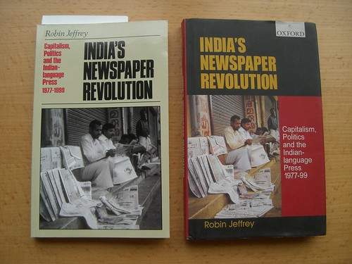 India's Newspaper Revolution