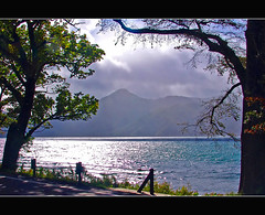 Nikko - Lake Chuzenji (Megara Liancourt) Tags: lake japan nikko chuzenji blueribbonwinner infinestyle diamondclassphotographer flickrdiamond photofaceoffwinner artlegacy betterthangood unlimitedphotos