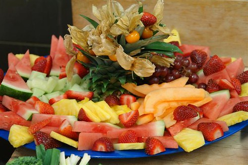 FRUIT PLATE by nagehan2002.