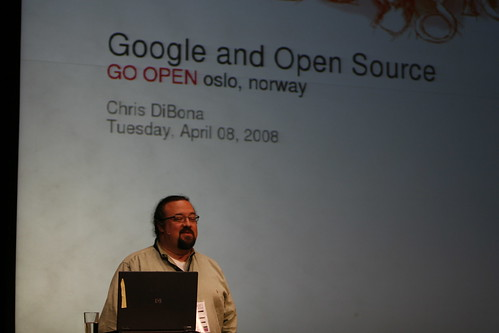 Chris DiBona fra Google
