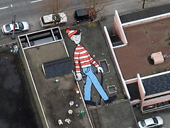 Wheres Waldo in Google Maps