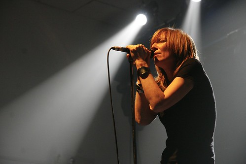 Portishead@The Edinburgh Corn Exchange 4.12.08