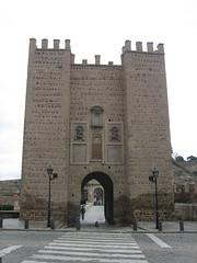 Puerta de Toledo 1 (aierim) Tags: door espaa spain puerta toledo porta espanya spagne