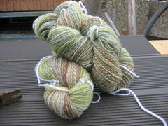 Handspun - Cricket 02
