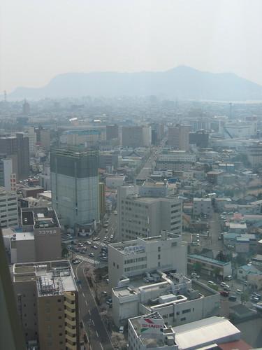 遠望函館山