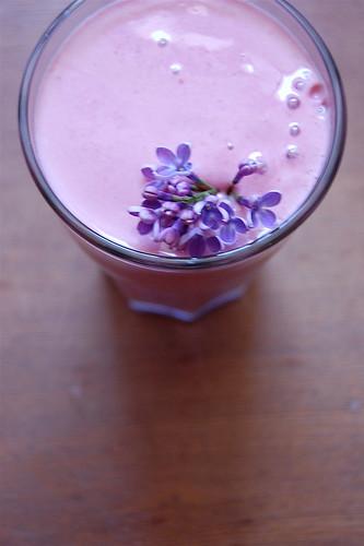 purple&pale pink