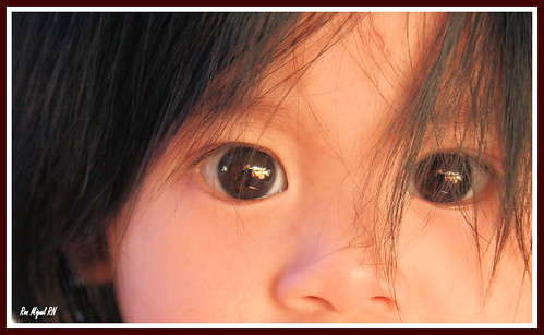 sa mata ng bata... in the eyes of a child!