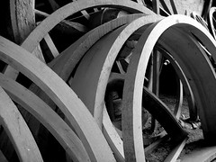 wagon wheels shapes