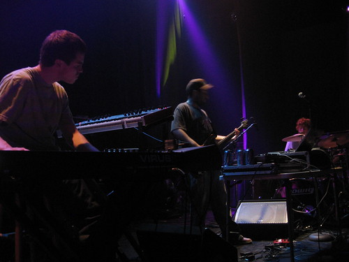 Pnuma Trio & Eliot Lipp @ Lakeshore Theater, Chicago 05/16/09