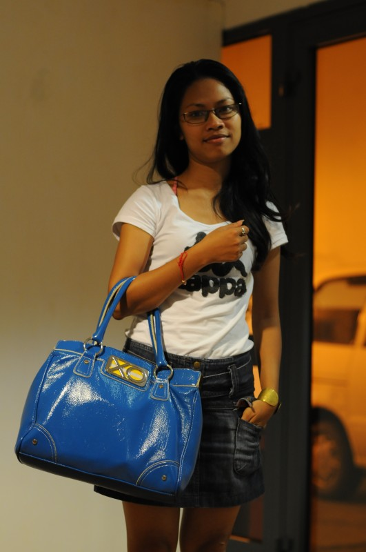 True blue:)