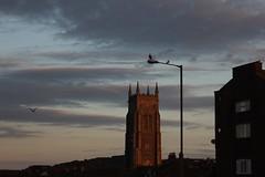 Evening light in Cromer (cathm2) Tags: uk norfolk cromer coast travel evening light sunset sky clouds