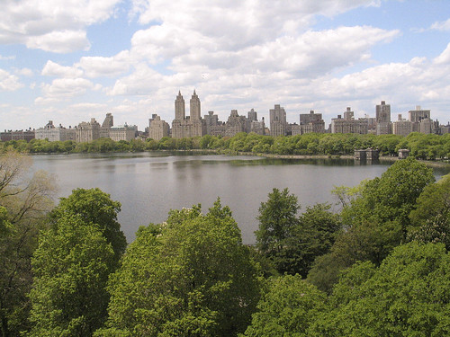 Central Park View, NYC