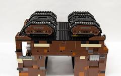 33 (starstreak007) Tags: lego ucs sandcrawler 10144