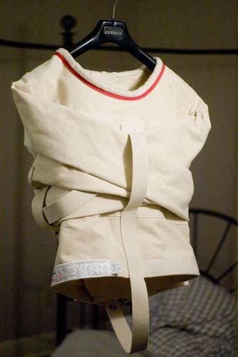 Gimmicked Posey Straitjacket Size Small