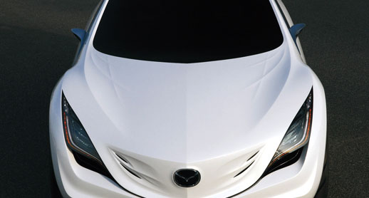 Mazda Kazamai future vehicle