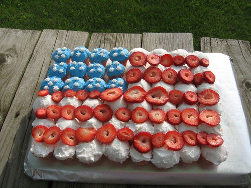 Cdea773ab9 USA Memorial Day American Independence Day Cupcakes