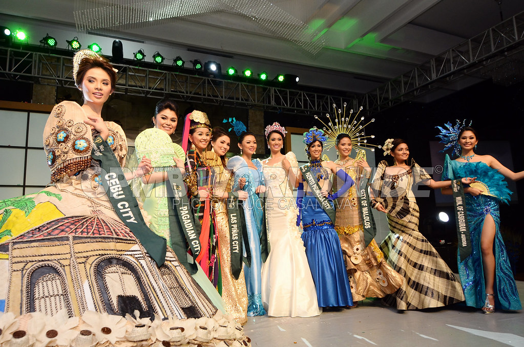 miss philippines earth 2011 top ten semi finalists