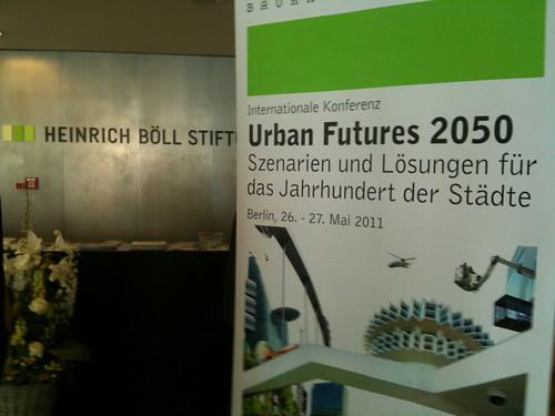 Urban Futures 2050