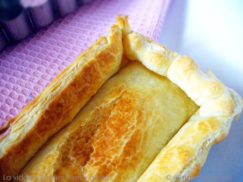 Torta de morangos ,massa