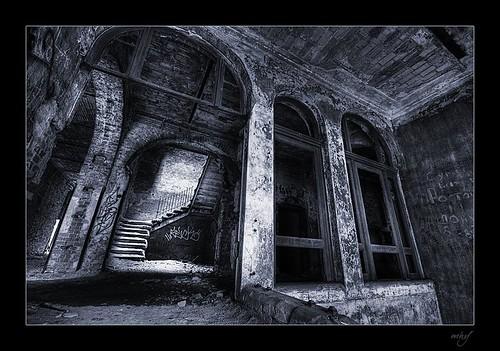 Beelitz Staircase